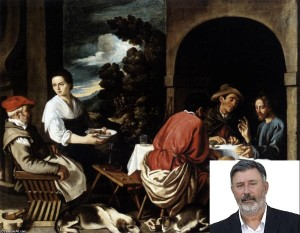 Pedro-Orrente-The-Supper-at-Emmaus-2-